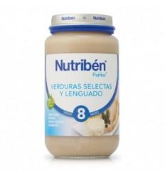 NUTRIBEN  LENGUADO CON VERDURA 250GR