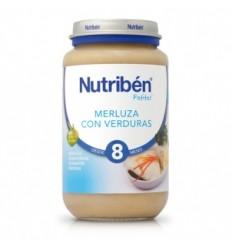 NUTRIBEN  MERLUZA CON VERDURA 250GR.