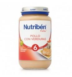 NUTRIBEN  POLLO CON VERDURA 250G