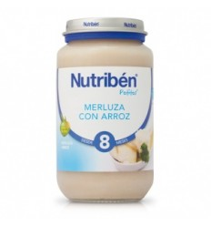 NUTRIBEN  MERLUZA CON ARROZ 250GR.