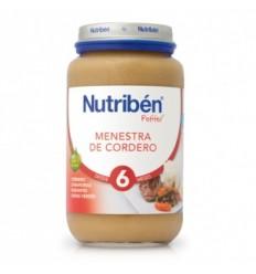 NUTRIBEN  MENESTRA DE CORDERO 250GR