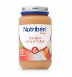 NUTRIBEN  TERNERA CON PATATAS 250GR.